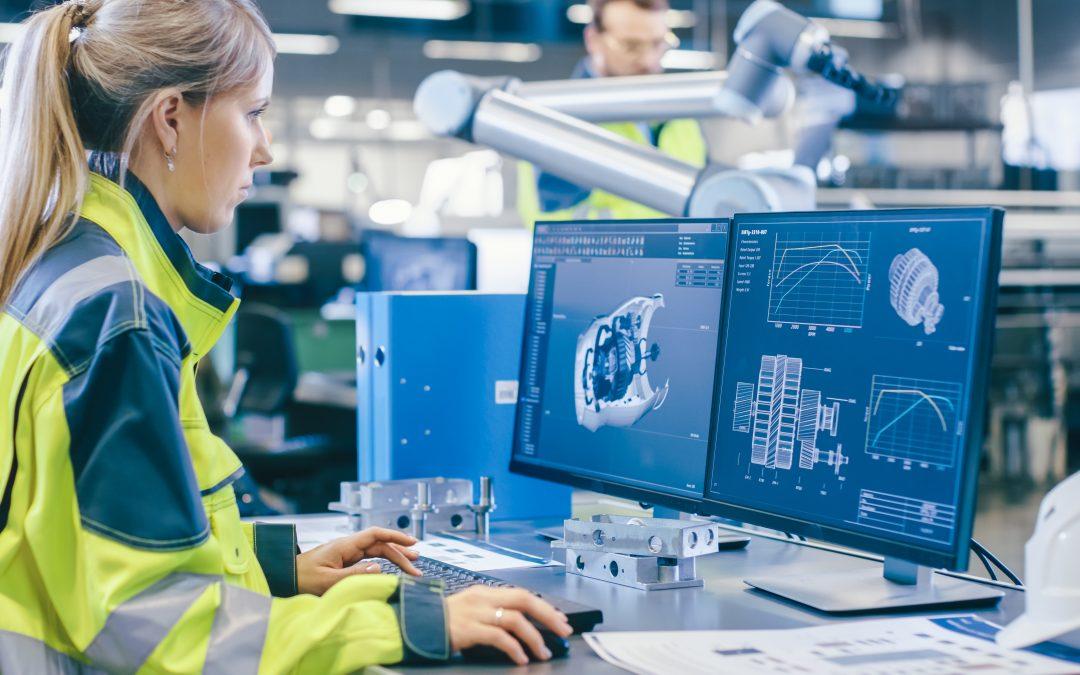 Digitalisierung des Produkt- und Serviceportfolios