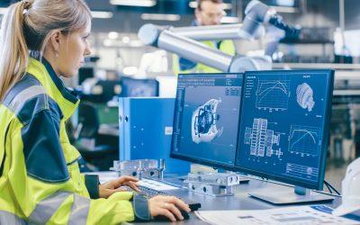 Nach der digitalen Produktion kommen jetzt die digitalen Mehrwertdienste