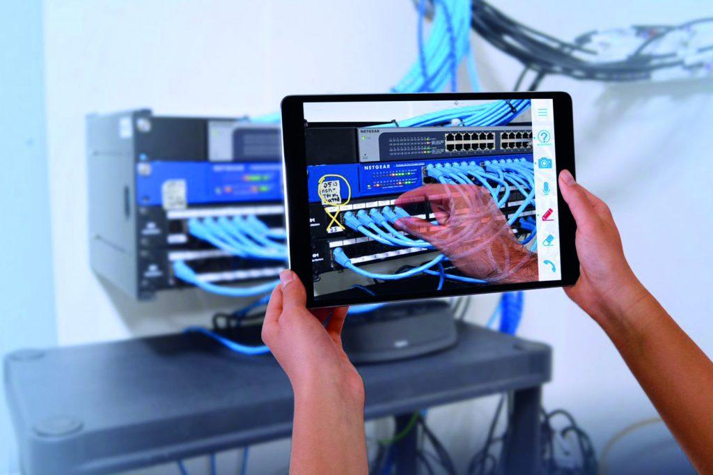 Assistierte Instandhaltungs- und Reparaturprozesse werden immer häufiger in die Praxis überführt.