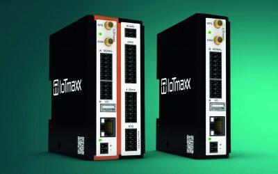 IIoT-Gateways mit vielseitigen Schnittstellen