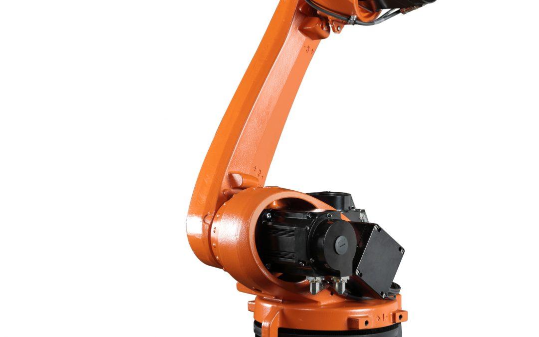 Roboter für Schweiß- und Handling-Aufgaben