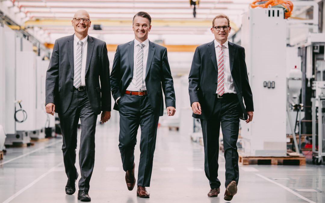 Werkzeugmaschinenhersteller begrüßt neuen Geschäftsführer Vertrieb und Marketing