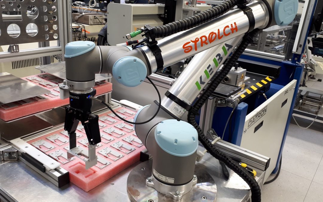 Keba ist neues Mitglied der Smart Electronic Factory