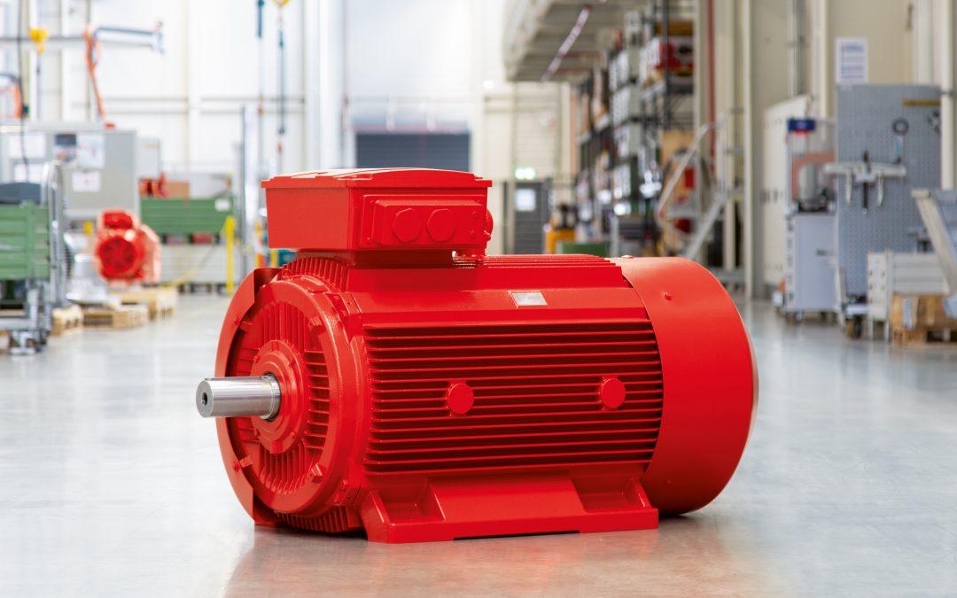 Energieeffiziente Antriebe wachsen
