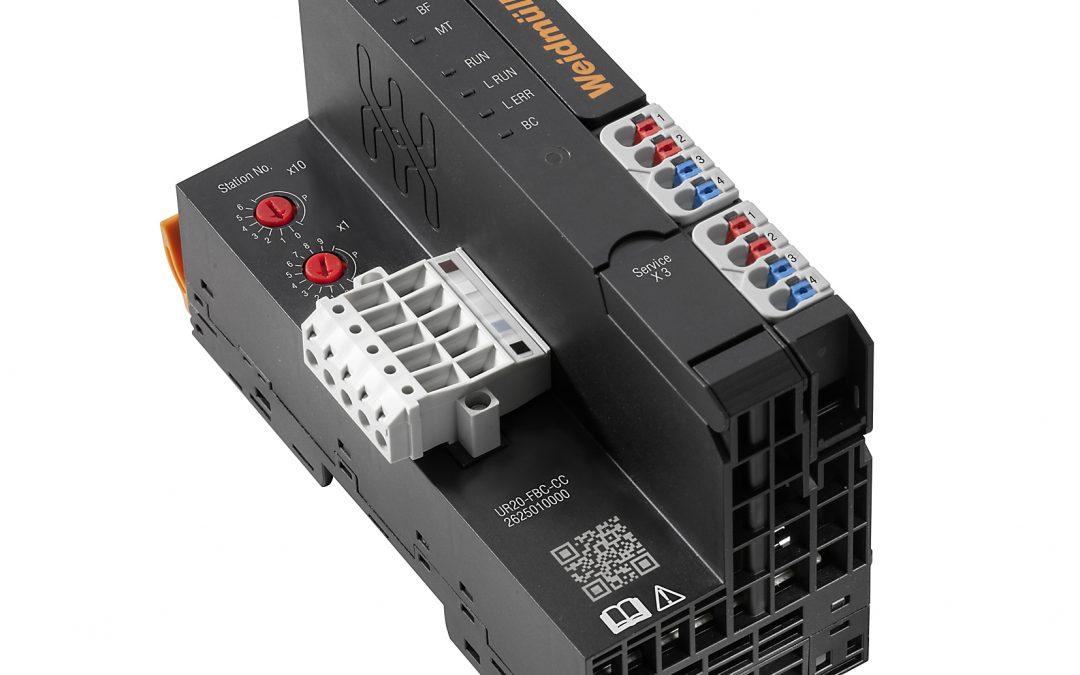 CC-Link-Koppler mit modularen Maschinenlösungen