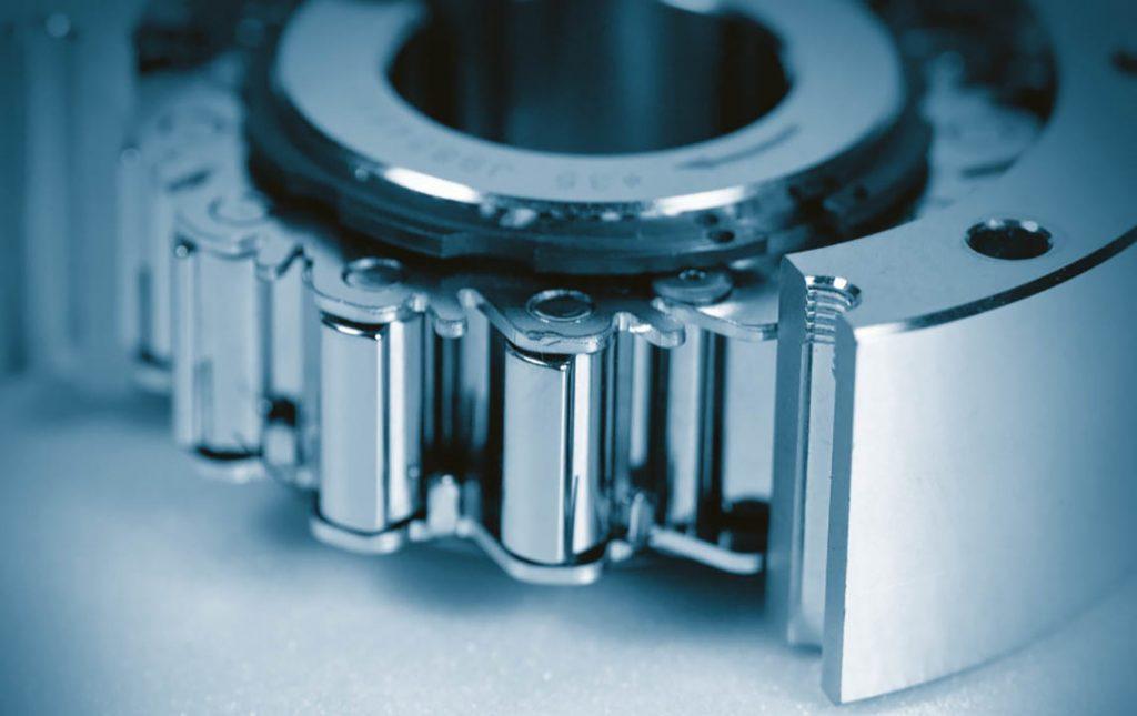 Die Rücklaufsperren der BR-HT -Serie von Tsubaki verfügen über ein einzigartiges Non-Rollover-Klemmkörperdesign.