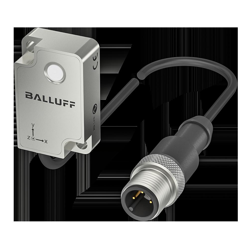 Condition-Monitoring-Sensor mit integrierter Datenvorverarbeitung.