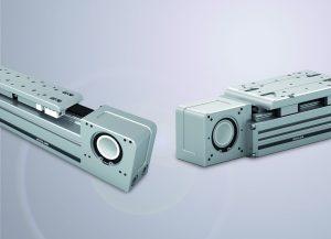 Das Smart-System von Rollon ermöglicht einfache, aber äußerst effektive Linearkonstruktionen.
