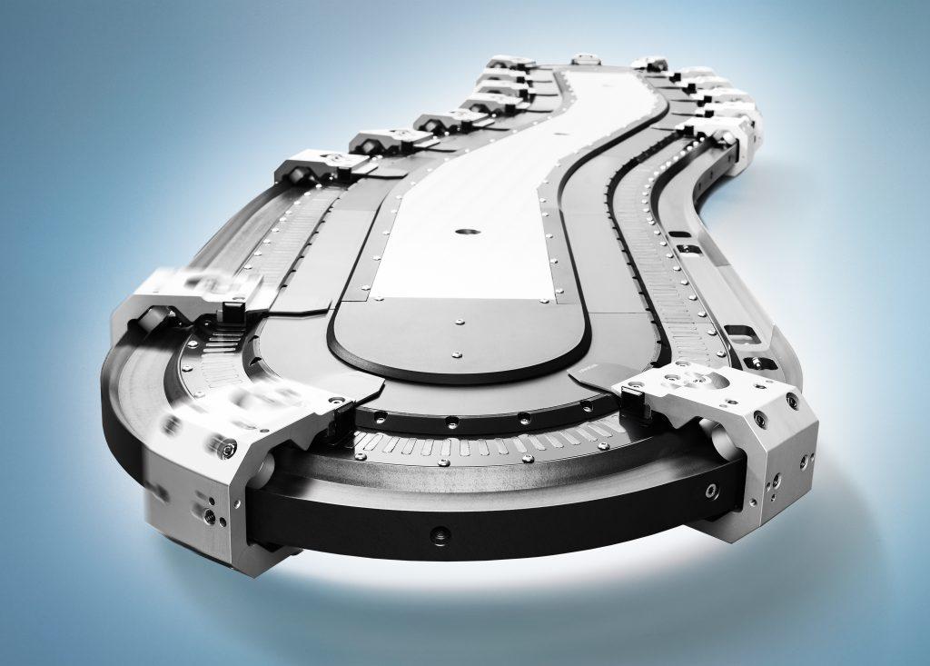 Das smarte Antriebssystem XTS von Beckhoff erlaubt die konstruktion moderner und flexibler Hochleistungslösungen im Maschinenbau.