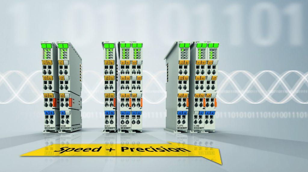 Bild 3 | Mit den Ethercat-Klemmen für das Energiemanagement lassen sich Aufgaben in den Bereichen Power Monitoring, Prozesssteuerung  und Netzüberwachung bzw. Instandhaltung skalierbar lösen.