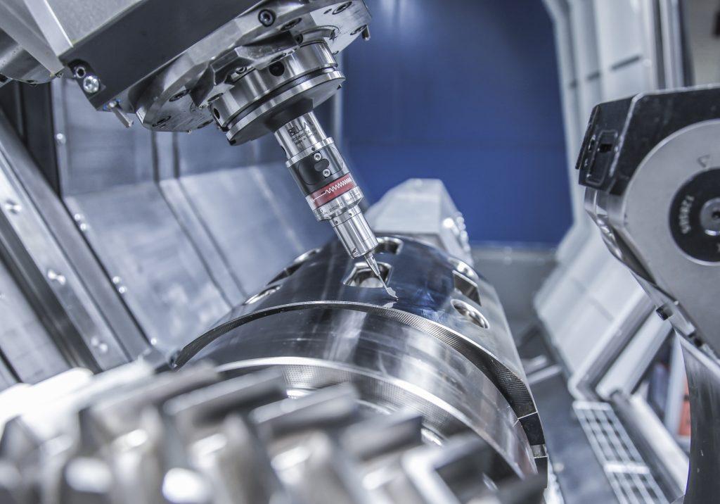 WFL setzte die Digilog-Technologie von Blum erstmals in Form des Rauheitsmessgerätes TC63-RG ein.