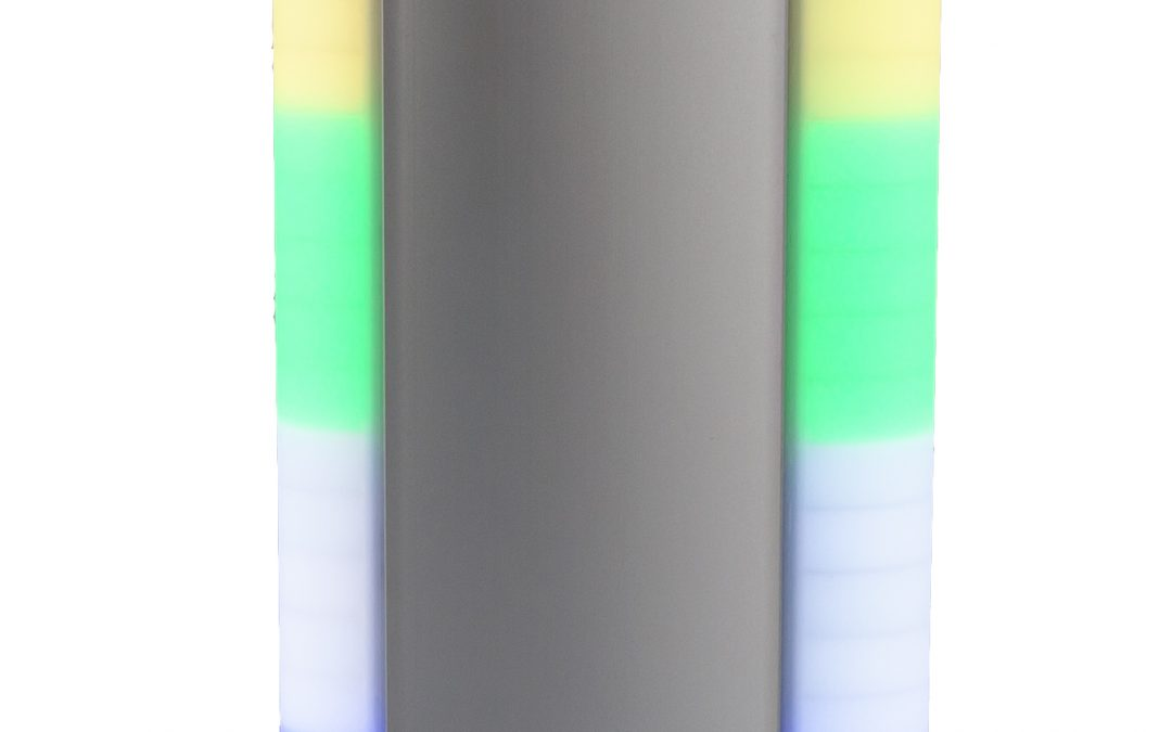 LED-Signalleuchte im aluminiumgehäuse