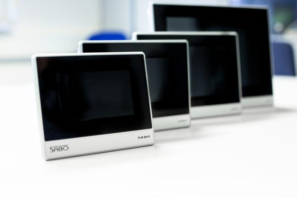 Die Master-Terminals der Systemfamilie PLM 800