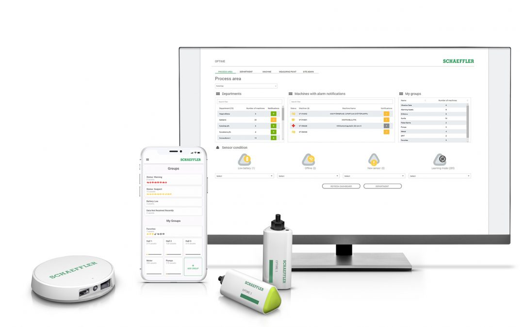 Condition-Monitoring-Lösung agil entwickelt