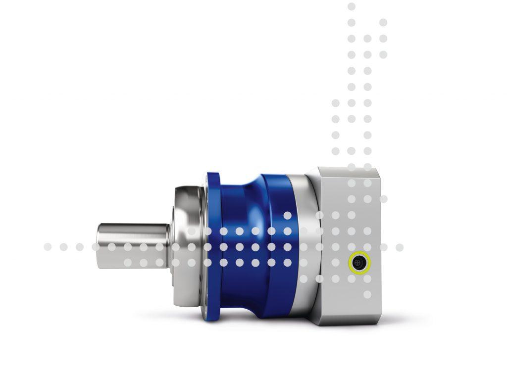 Smarte Produkte wie die Getriebe mit Cynapse-Funktionalität von Wittenstein Alpha sind moderne Feldkomponenten innerhalb von Maschinen, Anlagen und Produktionssystemen.