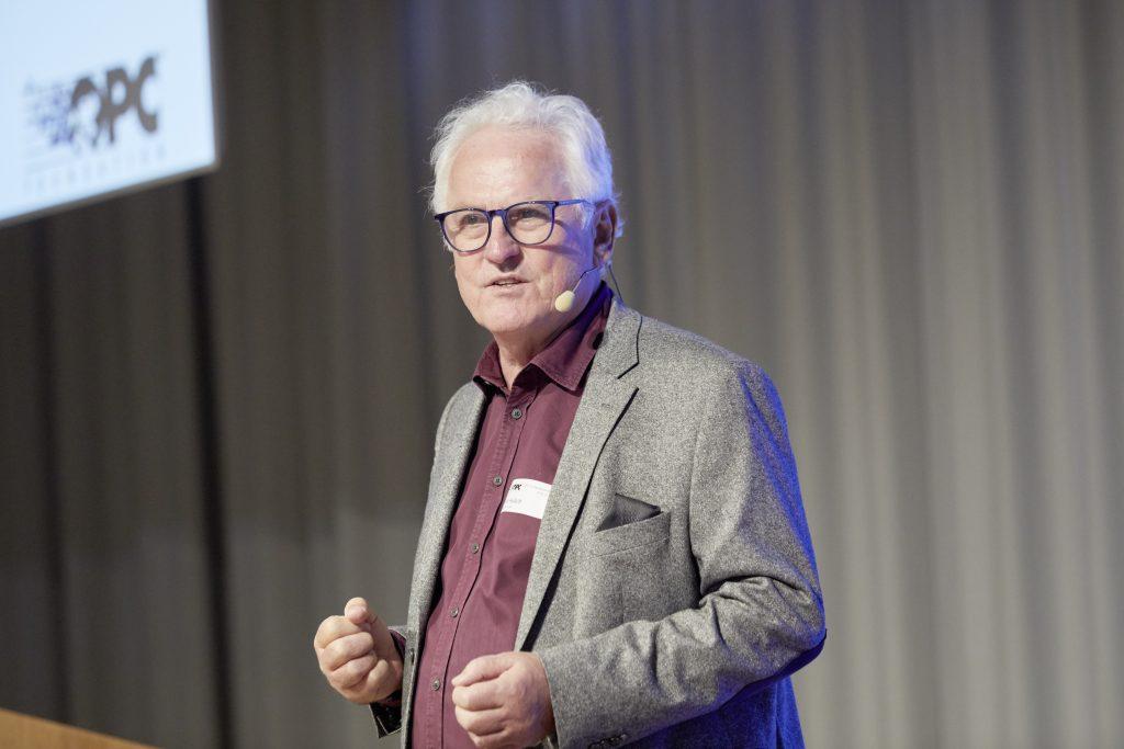 Axel Hulsch ist  Entwicklungsleiter bei IBHsoftec