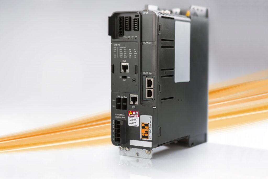 Die neue ACOPOSinverter-Familie P86 von B&R umfasst Frequenzumrichter für Dreiphasen-Synchron- und Asynchronmotoren mit und ohne Geber.