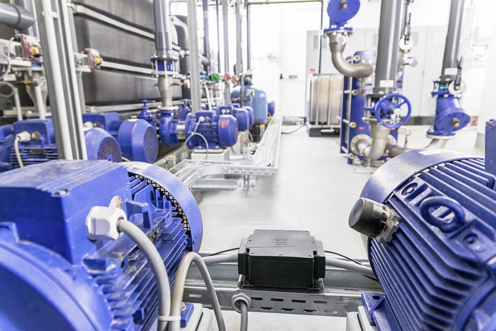 Mit u-sense energy drives will Weidmüller die Integration eines Elektromotors in die bestehende Infrastruktur und in neue Datennetze und das IoT unterstützen.