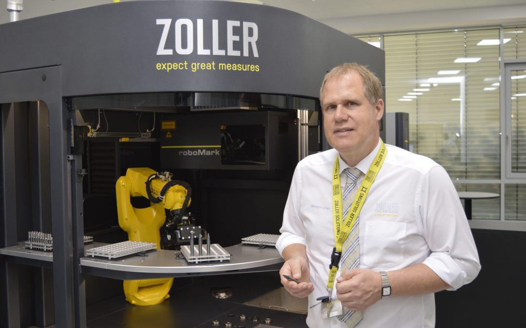 Zoller eröffnet Smart Factory