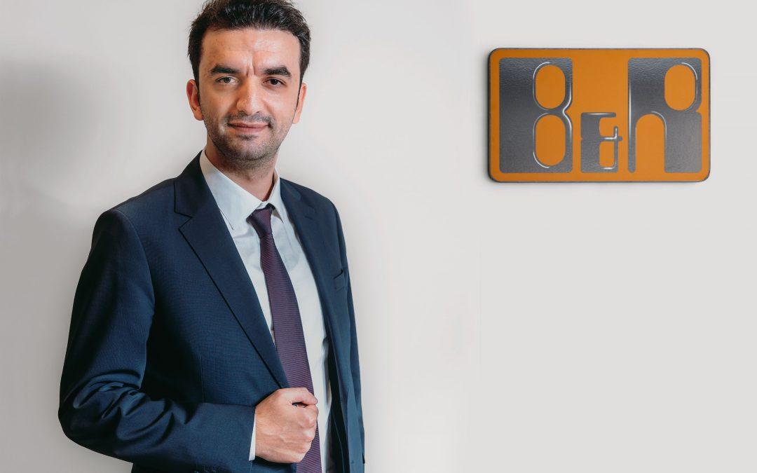 Veränderung in der Führungsebene bei B&R Türkei