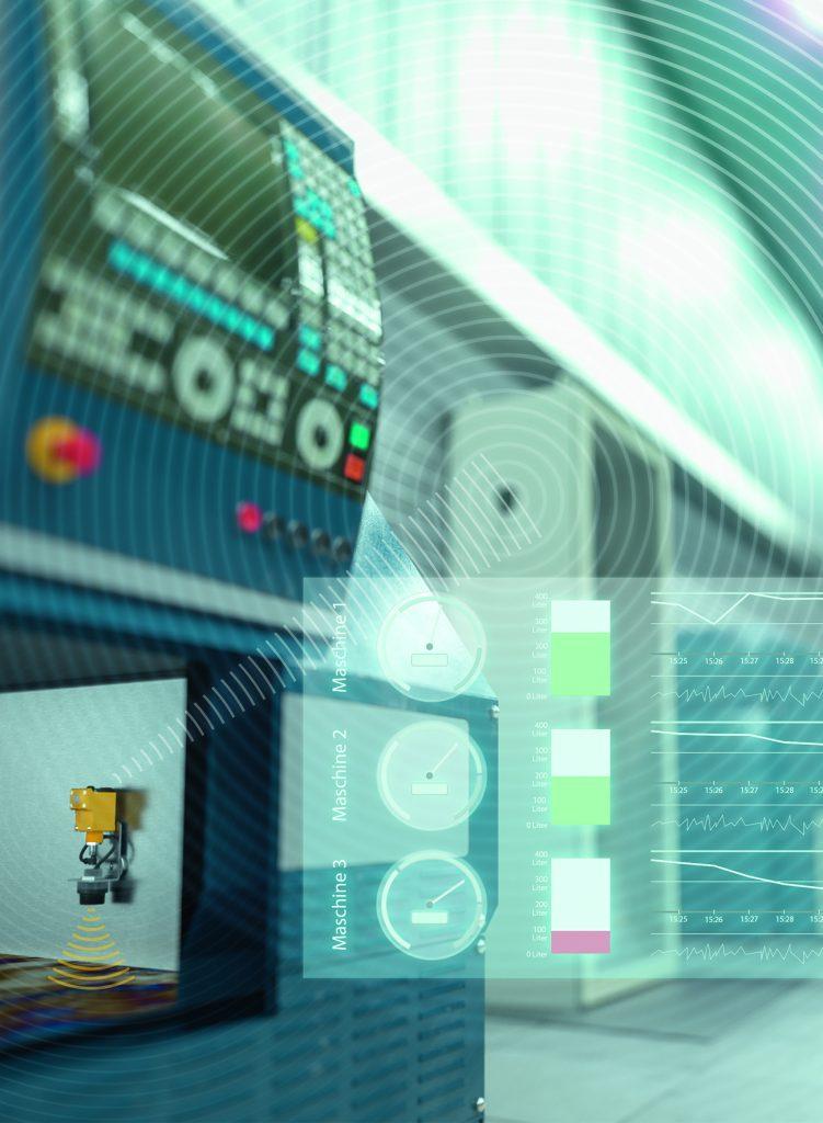 Aufbereitete Zusatzdaten von IO-Link sind ein mächtiges Werkzeug für vorausschauende Wartungskonzepte.