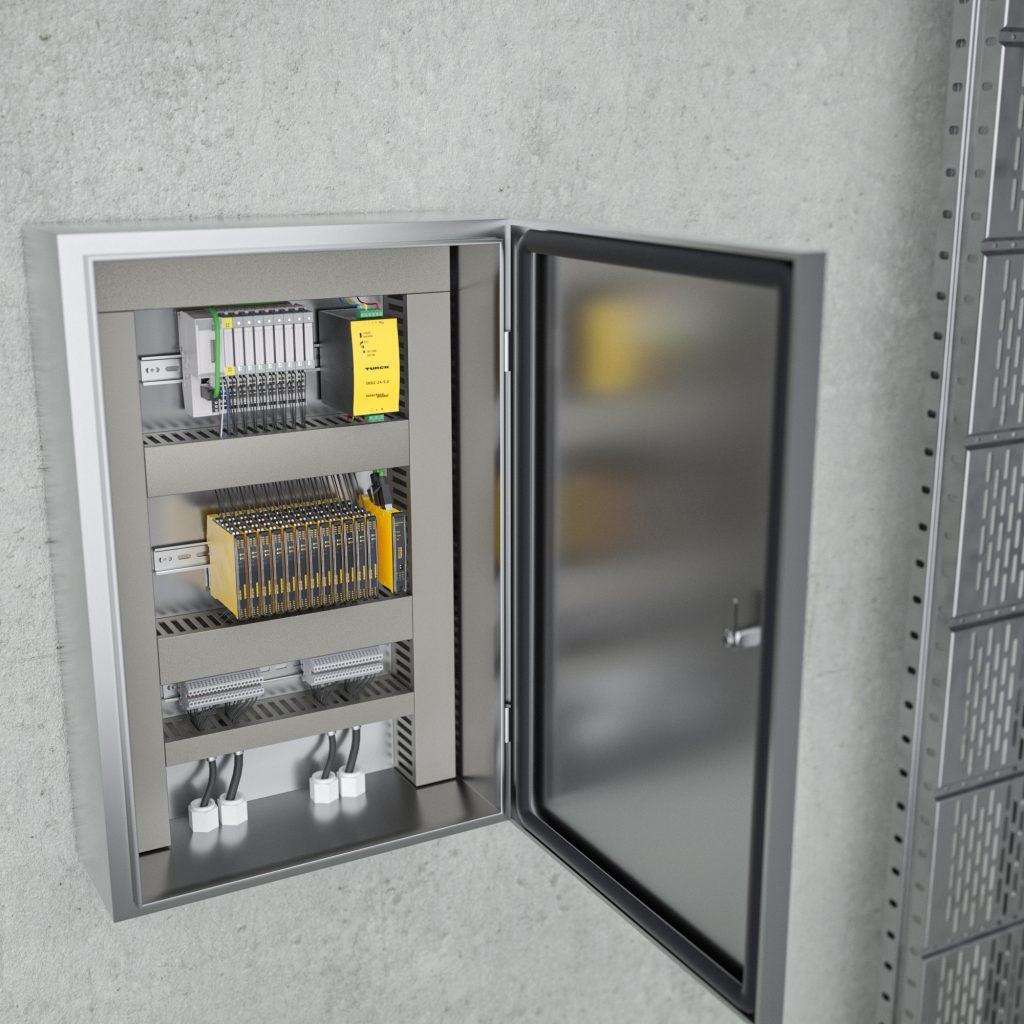 Mithilfe von Zustandsdaten aus dem Schaltschrank können Anwender einem Geräteausfall zuvorkommen und so die Verfügbarkeit ihrer Anlage erhöhen.