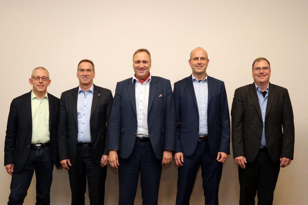 Vorstand der Fachgruppe Antriebstechnik im Verband Technischer Handel
