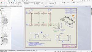 Eine viel gelobte Neuerung in Solidworks 2021 ist die Performance-Steigerung in der Zeichnungserstellung.