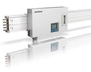 Die neuen Stromschienenabgangskästen AKM von Janitza ermöglichen ein individuelles Plug&Play-Energiemonitoring aller angeschlossenen Verbraucher.