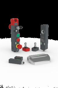 Pizzato Elettrica bietet ein breit gefächertes Sortiment an Komponenten für die funktionale Sicherheit.