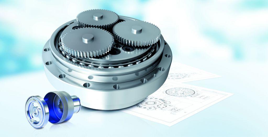 Das neue Traumpaar der Automation: Zykloid- und Wellgetriebe aus der Nabtesco-Gruppe.