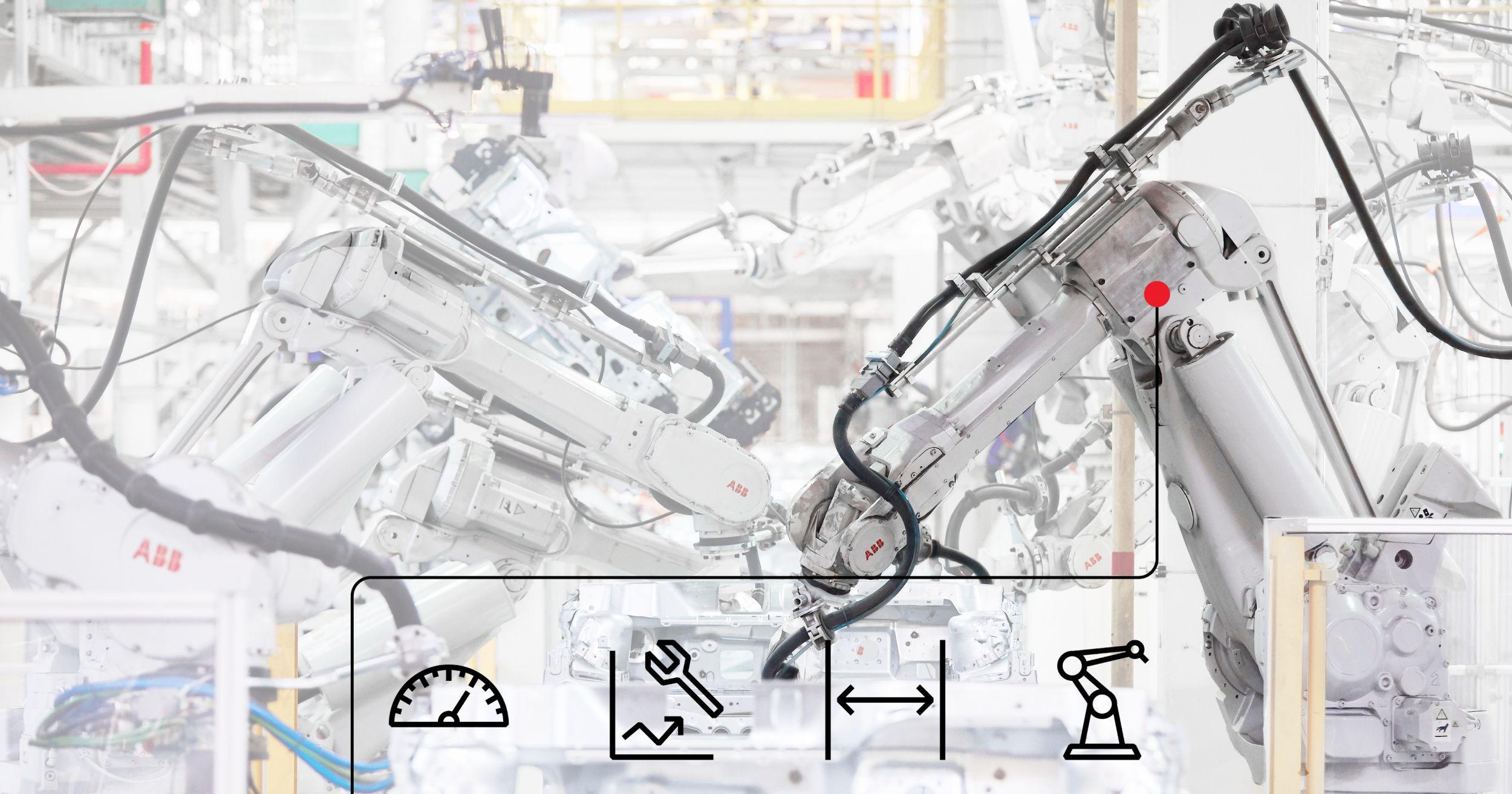 Condition-Based Maintenance Service für Roboteranwender von ABB