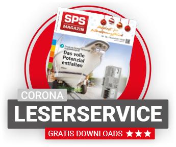 Corona-Leser-Service des TeDo Verlags
