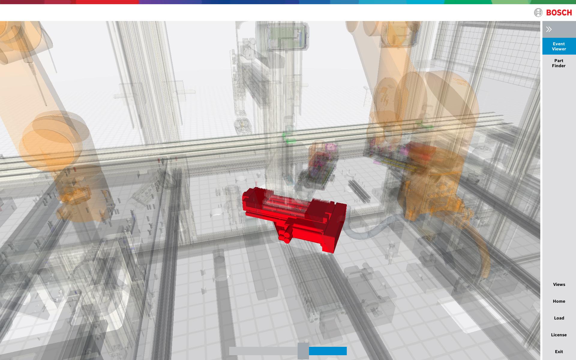 Softwaresystem für 3D-Visualisierung
