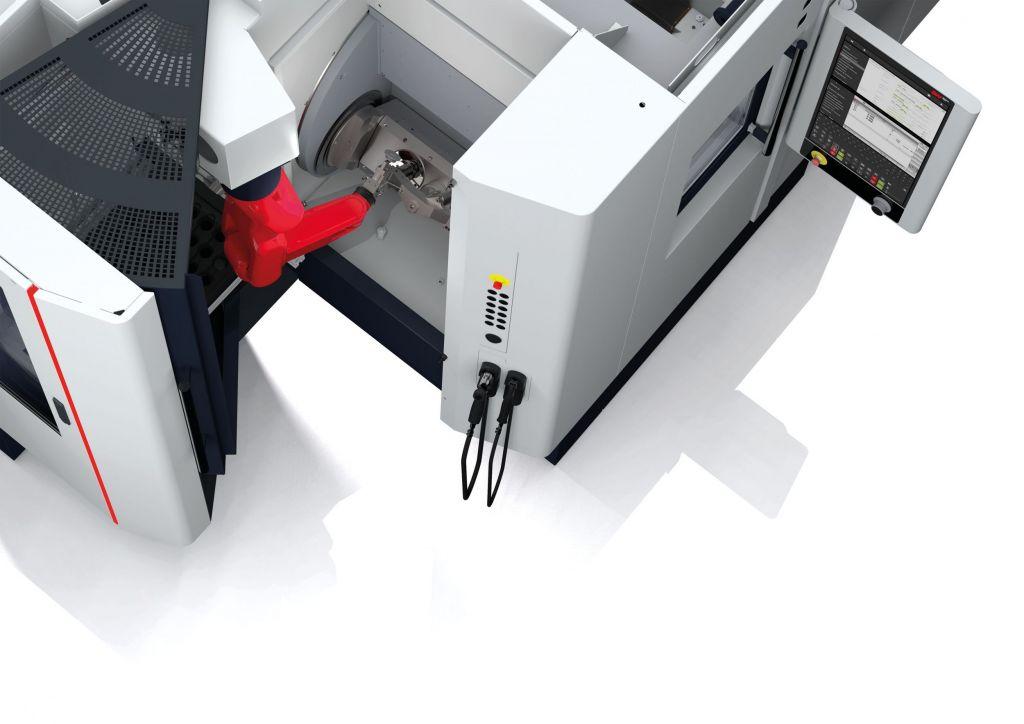 SW hat seine kürzlich vorgestellte HMI-Schnittstelle für CNC-Maschinen, die Bedientafel C|one, mit Multitouch-Fähigkeiten ausgestattet.