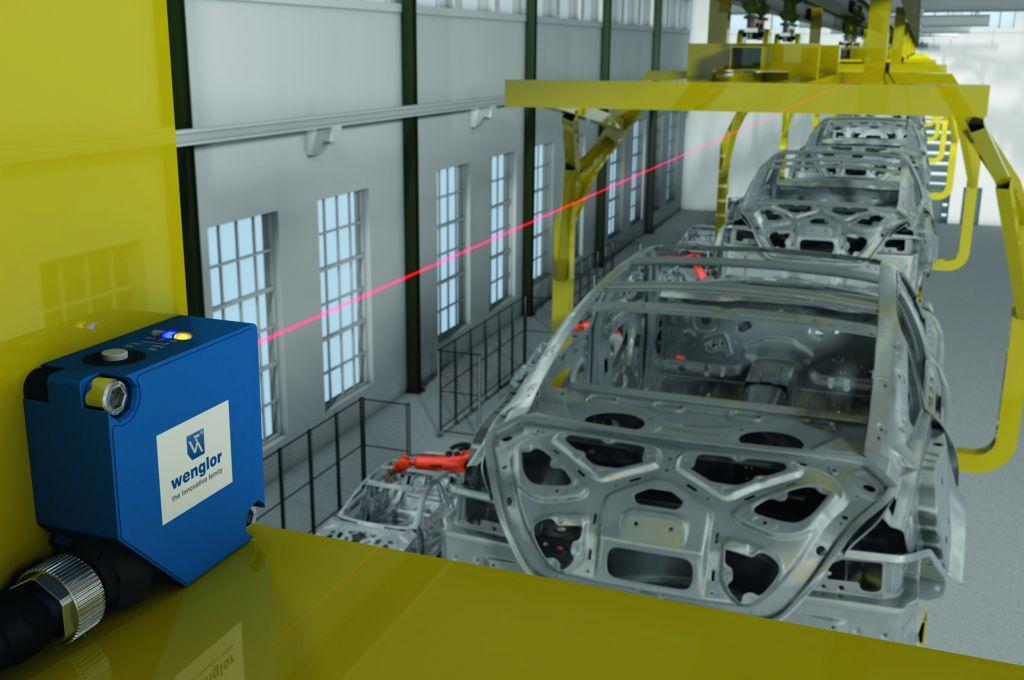 Die neuen Lichtlaufzeitsensoren mit Wintec erfassen Objekte zuverlässig auf Distanzen von bis zu 10.000mm. Die Sensoren können dabei nebeneinander oder sogar gegenüberliegend montiert werden, ohne sich gegenseitig zu beeinflussen.