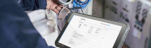 Das Industrietablet Field Xpert ist als Ex- und Nicht-Ex-Version verfügbar. Mit Bluetooth Technology kann es eine direkt Datenverbindung zu Messgeräten aufbauen und bietet so wertvolle Hilfe bei der Instandhaltung von Anlagen.