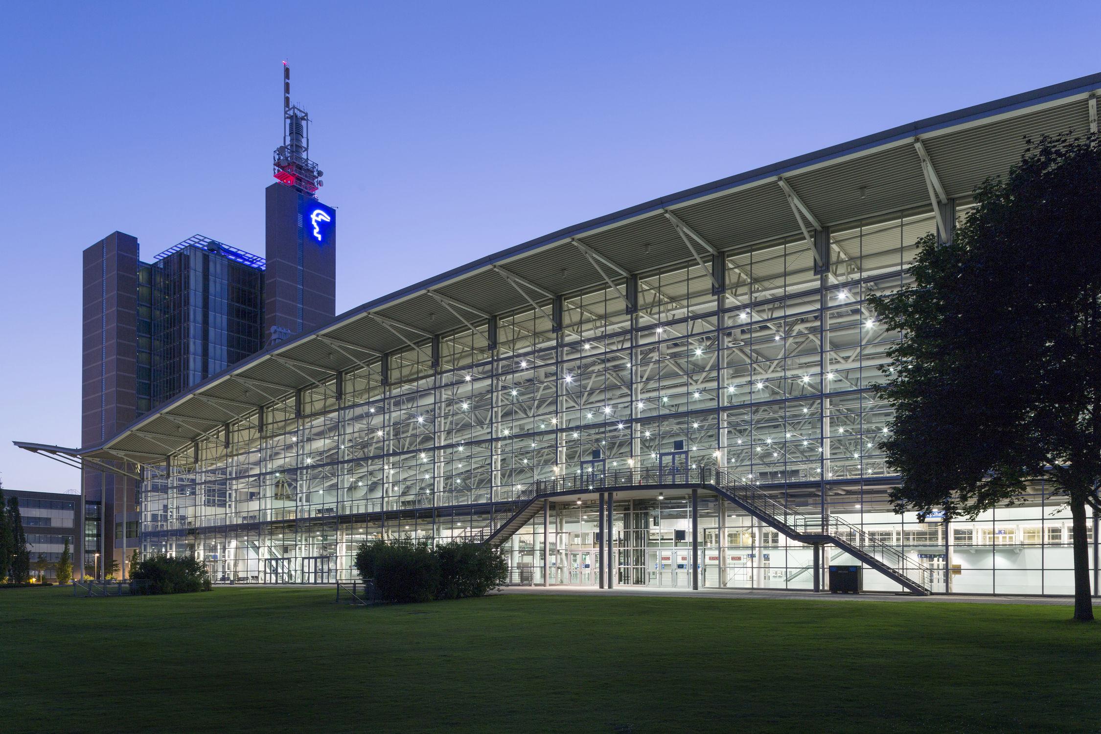 Messegelände in Hannover wird zum 5G-Campus
