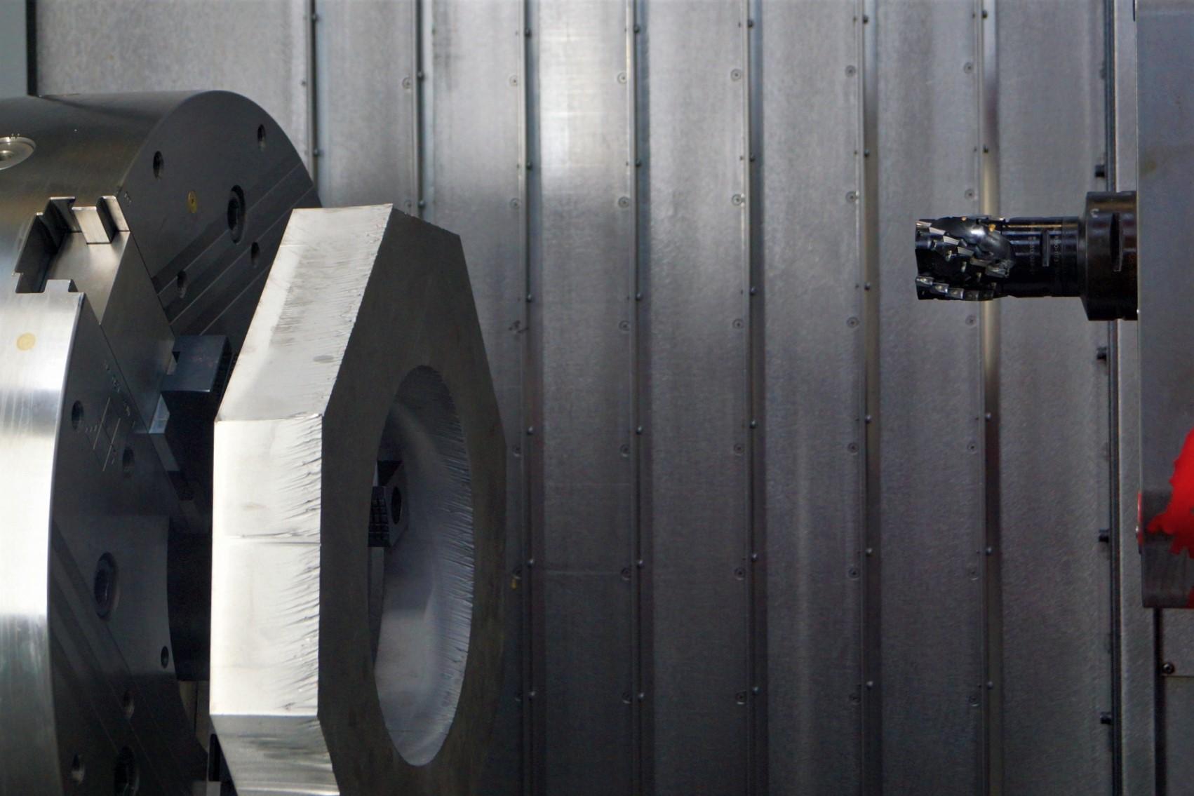 Abgesicherte CNC-Prozesse