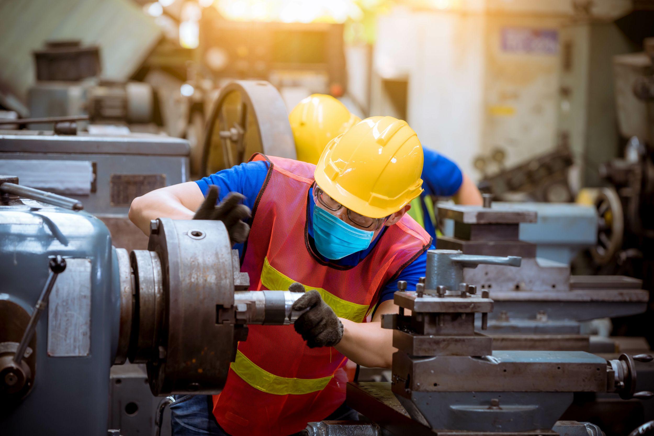 Versöhnlicher Jahresabschluss für Maschinen- und Anlagenbau