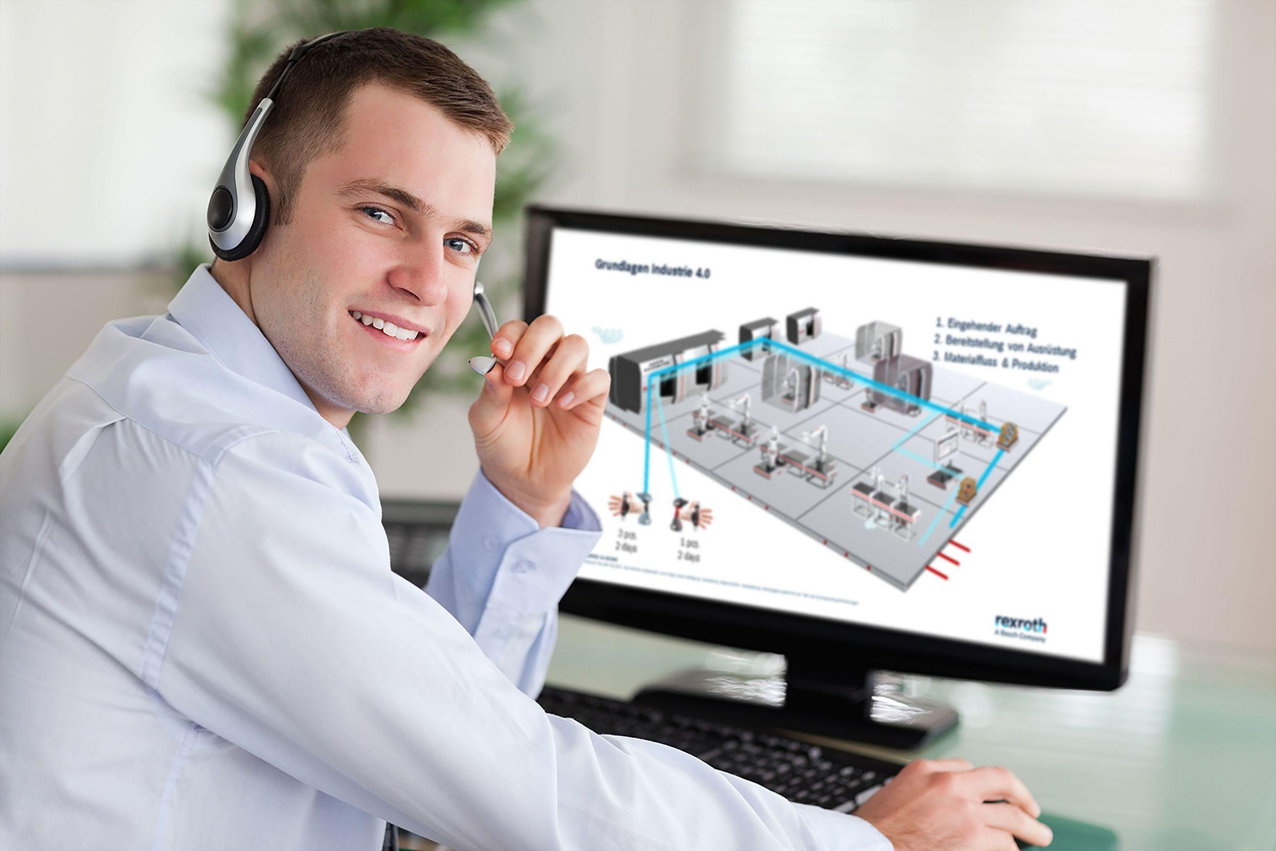 Bosch Rexroth erweitert Aus- und Weiterbildungsangebot