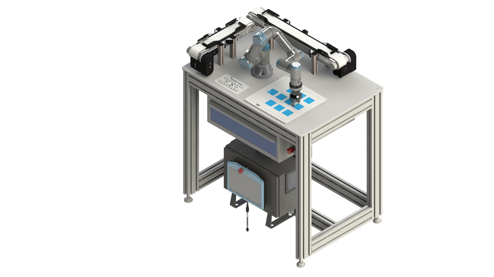 Robotiklernstationen für Schulen und Ausbildungsbetriebe