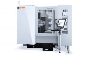 Der dänische Werkzeughersteller TN Værktøjsslibning vertraut auf die Vollmer-Schleifmaschine VGrind 340S, um filgrane Vollhartmetallwerkzeuge mit Durchmessern unterhalb von 10mm zu fertigen und nachzuschärfen.