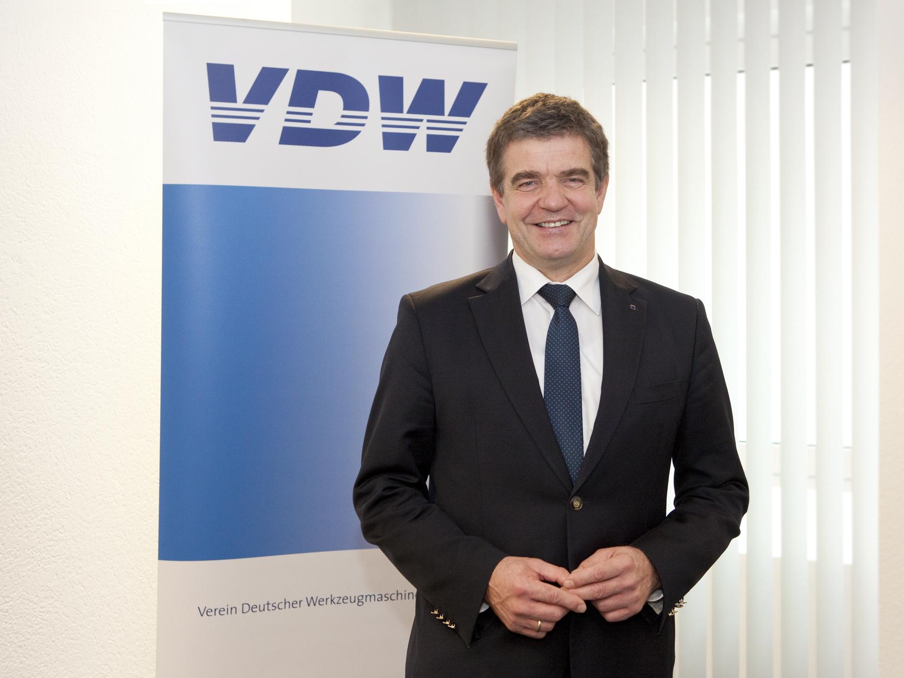 VDW rechnet mit Produktionsplus für 2021