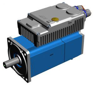 Die neuen Wechselrichter sind unter dem Modellnamen ihXT5 auch als Einheit aus Servomotor und Wechselrichter bis 5kW in IP65 verfügbar.