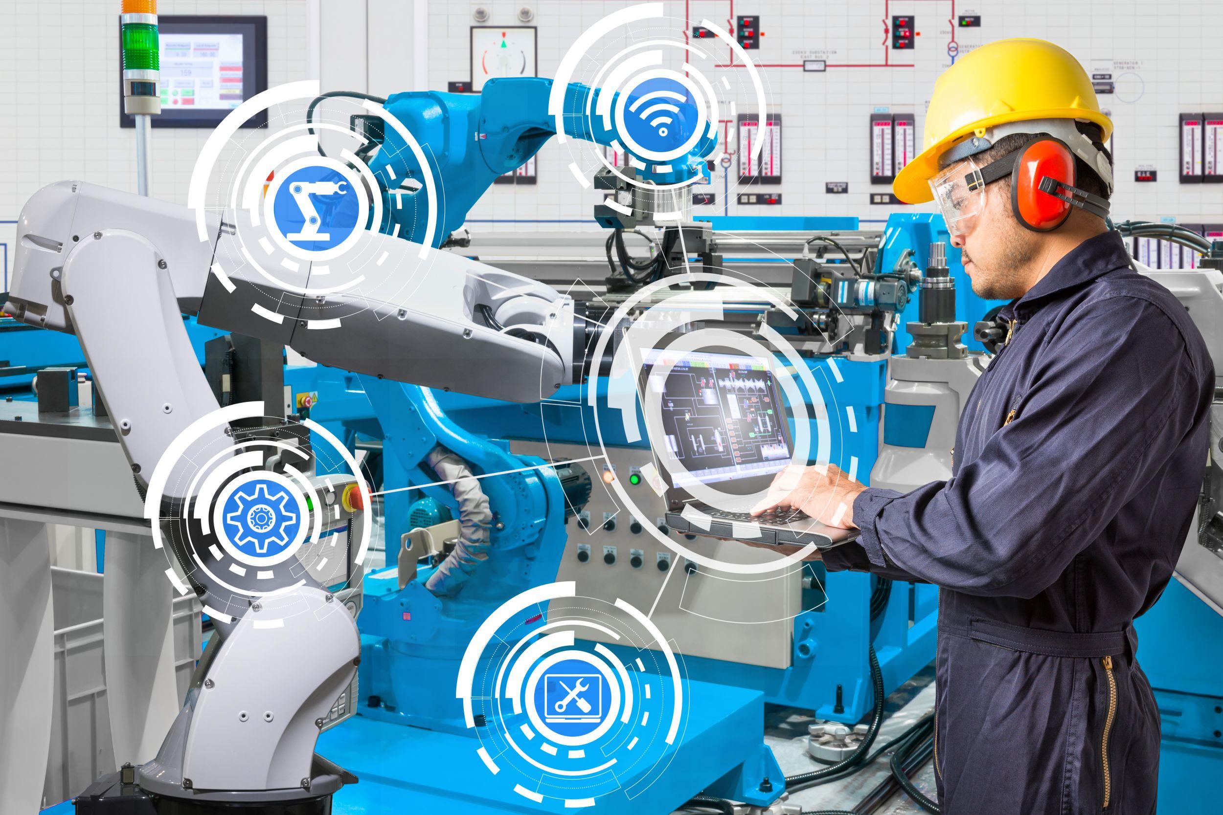 5 Digitalisierungshürden im Maschinenbau