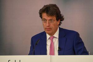 Klaus Rosenfeld, Vorstandsvorsitzender bei Schaeffler