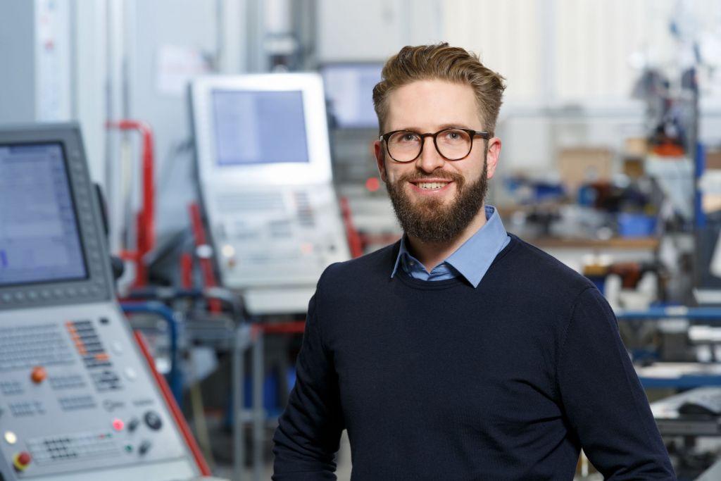 Marco Bauer, Gründer und Geschäftsführer der BAM GmbH: