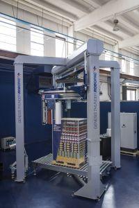 R-Connect ist für nahezu sämtliche Modelle der Robopac-Produktreihe verfügbar und kann auch nachgerüstet werden.