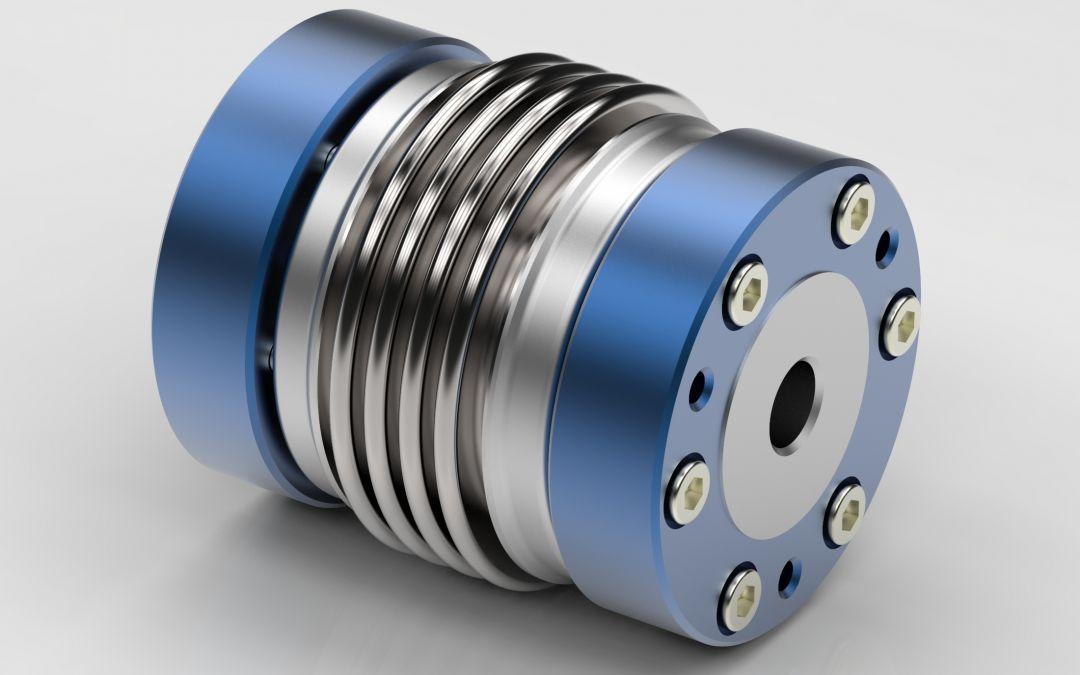 EWS Metallbalgkupplung für Hochgeschwindigkeitsanwendungen